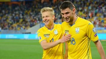 Украина - Люксембург 1:0. На минималках. Фоторепортаж