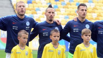 Марек Хамшик стал лучшим бомбардиром в истории сборной Словакии