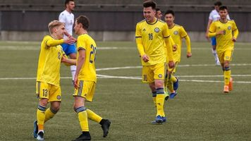 Черногория (U-21) – Казахстан (U-21) 1:2. Шесть очков с двух выездов