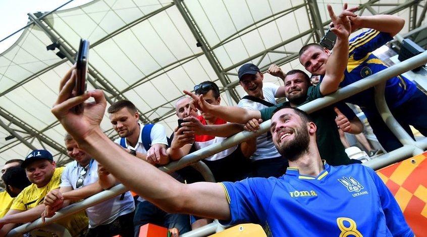 От сумасшедшей радости – до слёз: три фото матча Украина – Италия на чемпионате мира U-20