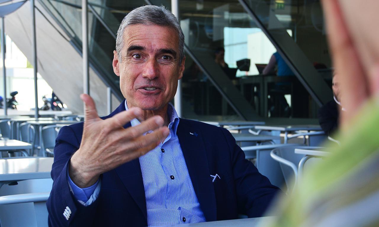 """Новый тренер """"Шахтёра"""" Луиш Каштру 20 лет назад работал за 300 евро в месяц и хотел уйти из футбола - изображение 5"""