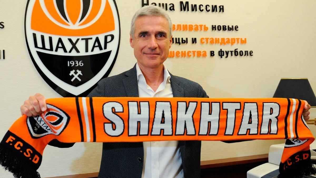 """Новый тренер """"Шахтёра"""" Луиш Каштру 20 лет назад работал за 300 евро в месяц и хотел уйти из футбола - изображение 7"""
