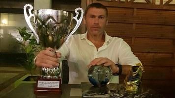 Владислав Гельзин - победитель международного турнира среди ветеранов