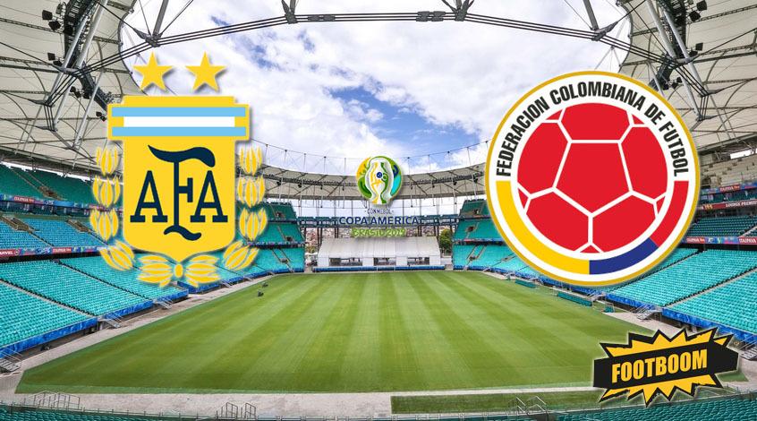 Аргентина - Колумбия. Анонс и прогноз матча