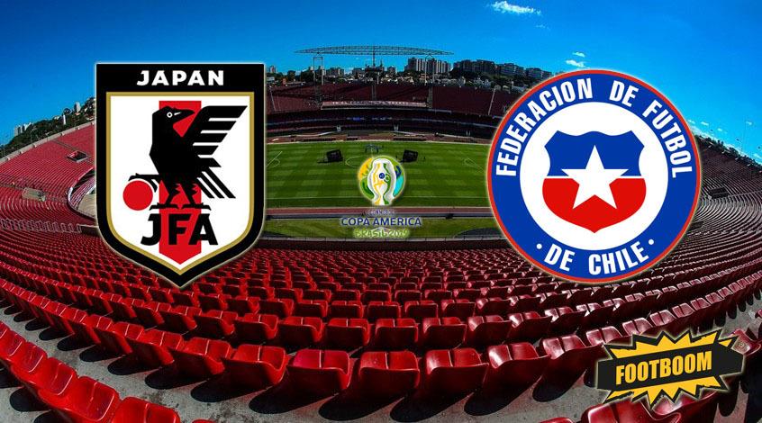 Япония - Чили. Анонс и прогноз матча