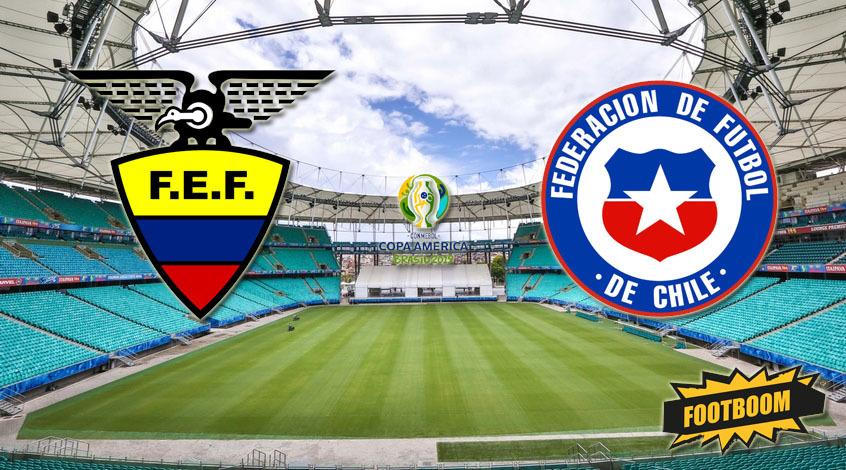 Эквадор - Чили. Анонс и прогноз матча