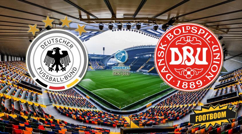 Германия - Дания: ставим на уверенную победу немцев