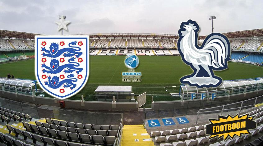 Англия (U-21) – Франция (U-21). Анонс и прогноз матча