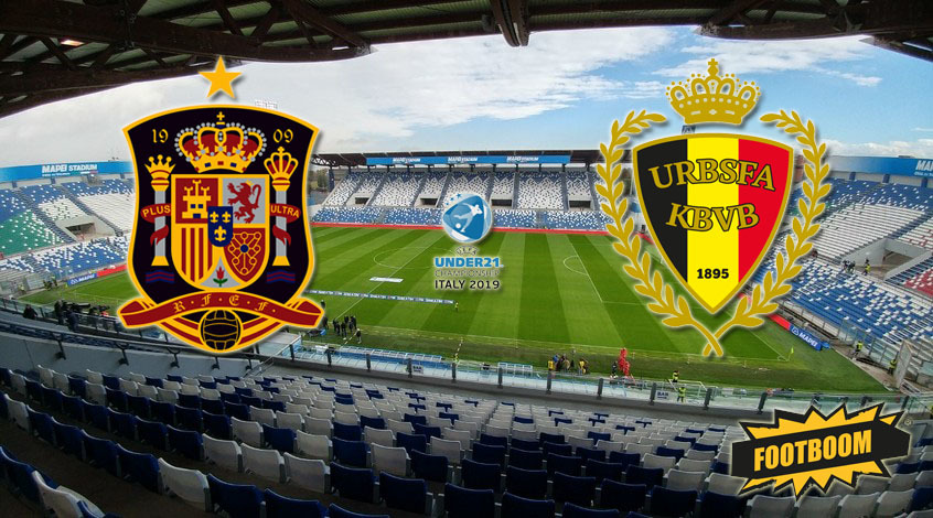 Испания (U-21) - Бельгия (U-21). Анонс и прогноз матча