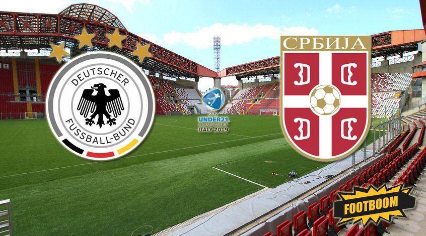 Германия (U-21) - Сербия (U-21). Анонс и прогноз матча