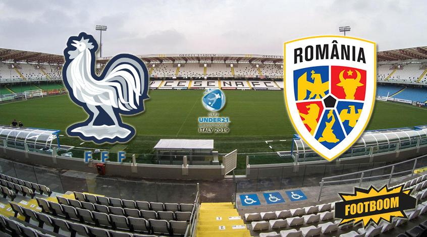 Франция (U-21) – Румыния (U-21). Анонс и прогноз матча