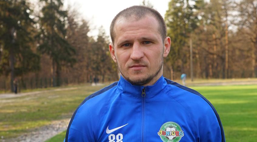 Олександр Алієв заліковує травму