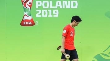 Финал чемпионата мира U-20. Украина - Корея: обзор корейских СМИ