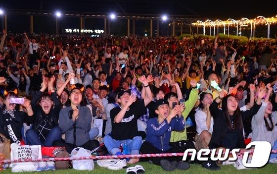 Миллионы корейцев не спали, чтобы посмотреть финал с Украиной, страна сходила с ума (Фото) - изображение 4