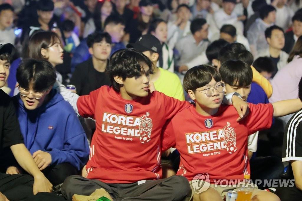 Миллионы корейцев не спали, чтобы посмотреть финал с Украиной, страна сходила с ума (Фото) - изображение 8