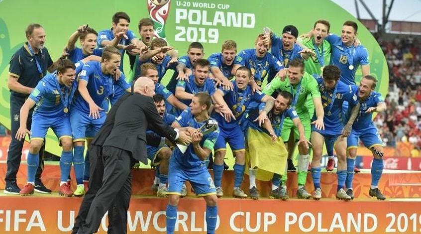 Украина U-20 - чемпион мира! Встреча, эмоции, будущее в клубах УПЛ (Видео)
