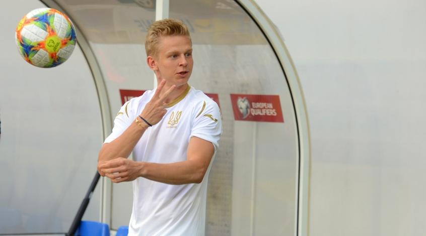 Transfermarkt: стоимость Александра Зинченко выросла до 30 миллионов евро