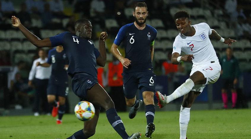 Англия (U-21) – Франция (U-21) 1:2. Зигзаг удачи