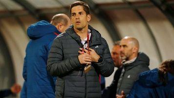 Роберт Морено - новый главный тренер сборной Испании