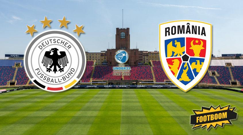 Германия (U-21) - Румыния (U-21) 4:2. Жизнь всегда наказывает