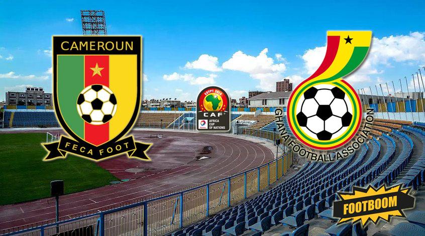 Камерун – Гана. Анонс и прогноз матча