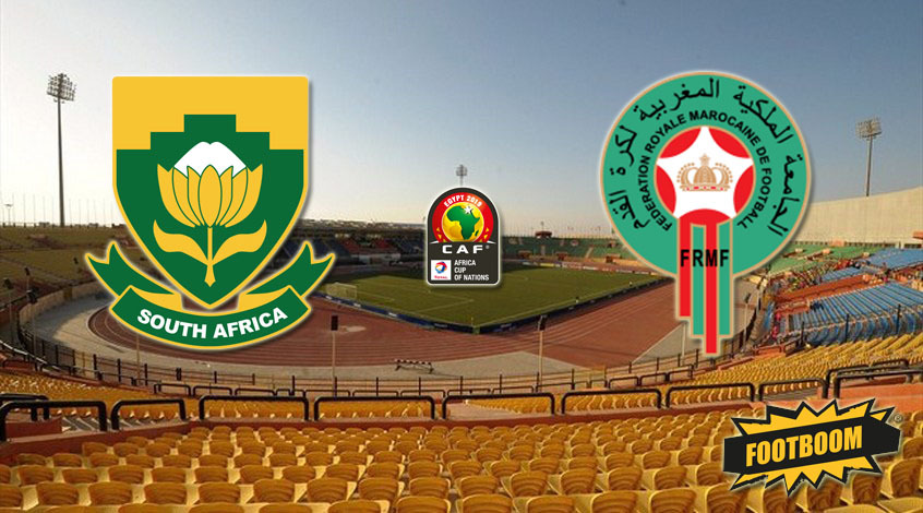 ЮАР - Марокко. Анонс и прогноз матча