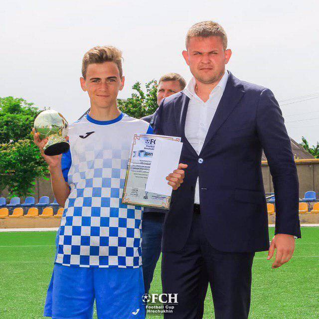 FCH CUP-2019: в Бердянске прошел традиционный детский турнир памяти Михаила Гречухина (+Видео) - изображение 1