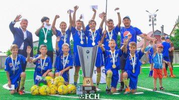 FCH CUP-2019: в Бердянске прошел традиционный детский турнир памяти Михаила Гречухина (+Видео)