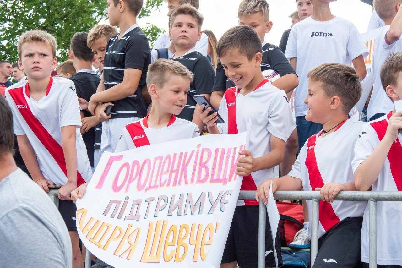 Андрій Шевченко відвідав Прикарпаття (Фото) - изображение 2