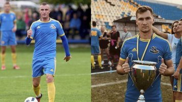 Олександр Ніколайчук - найкращий асистент чемпіонату України серед аматорів