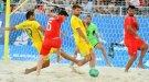 """Пляжний футбол. Сенегал - Україна 7:5. Стабільність зі знаком """"мінус"""""""