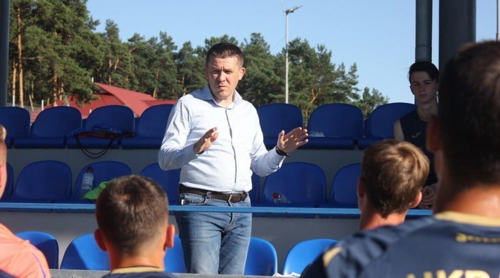 Студентська збірна України вилетіла до Італії на Всесвітню універсіаду. Бузнік взяв 20 гравців