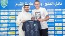 Максим Коваль пропустил мяч от голкипера соперника в чемпионате Саудовской Аравии на 94-й минуте