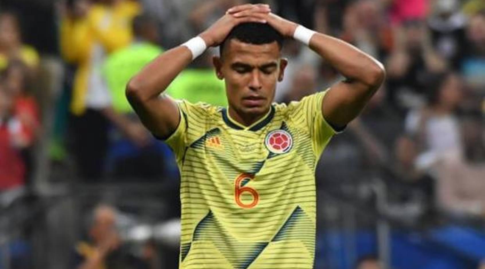 Тень Эскобара: игрок сборной Колумбии, не забивший пенальти, боится за свою жизнь