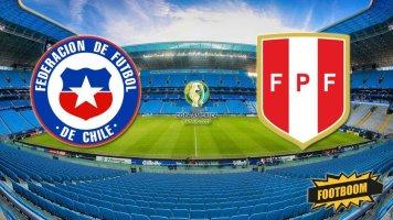 Чили - Перу 0:3. Сенсация в полуфинале