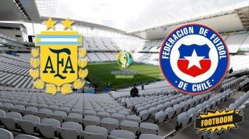 Аргентина - Чили 2:1. Третье место - за альбиселестес