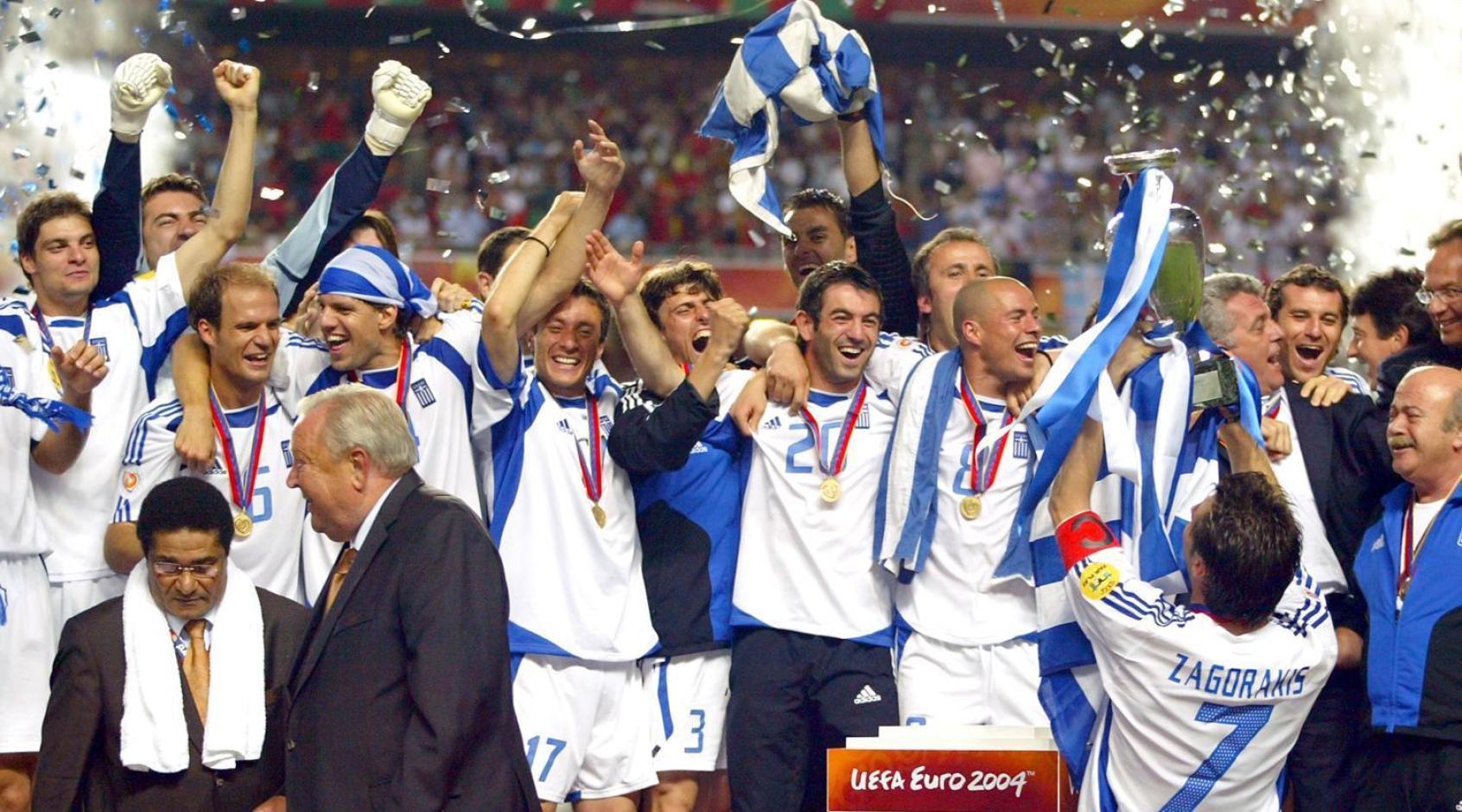 Пожарный, депутат Европарламента и владелец ресторана: как сложилась судьба игроков сборной Греции-2004