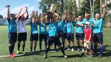 "Kyiv Football Cup-2019. День третий. ""Аркадия-Аваль"" (Одесса) - снова чемпион!"