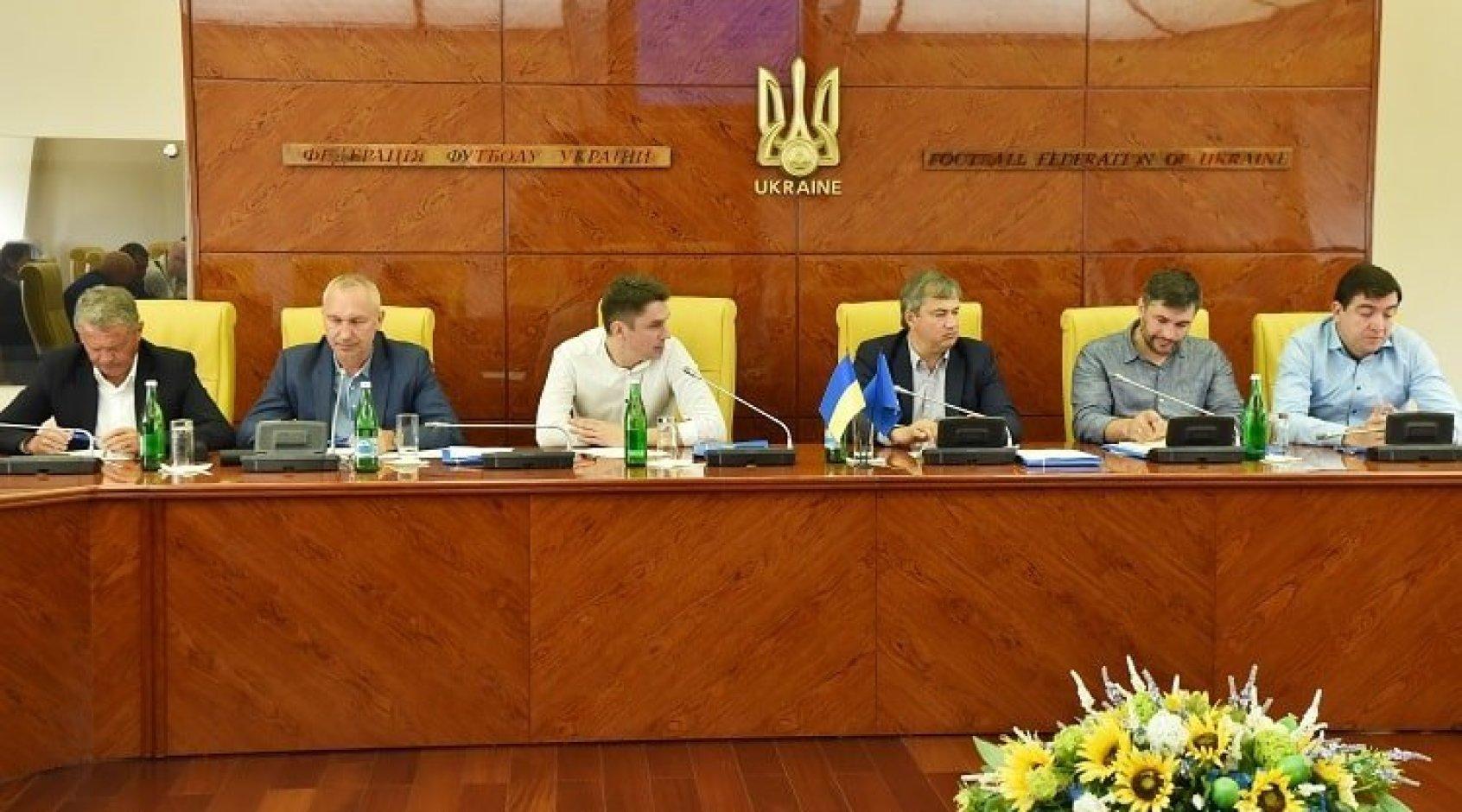 Відбулося розширене засідання Комітету стратегічного розвитку футболу, на якому було розглянуто низку важливих питань