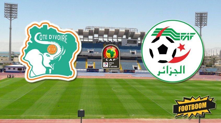 Кот д'Ивуар - Алжир. Анонс и прогноз матча