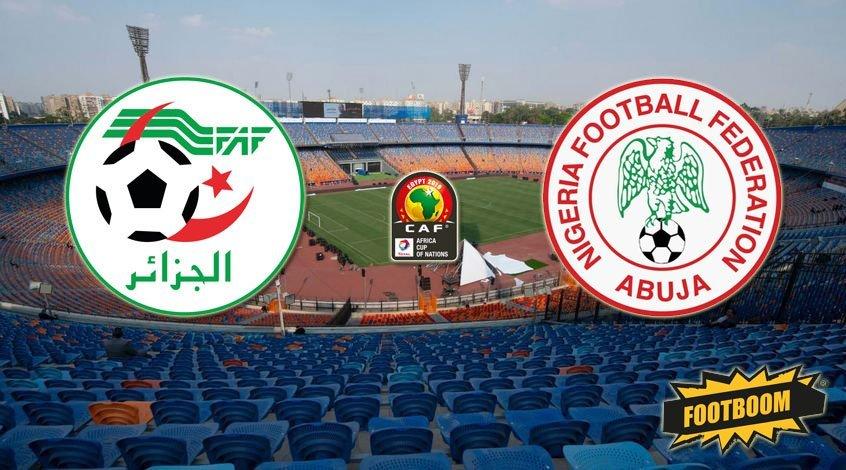 Алжир - Нигерия. Анонс и прогноз матча