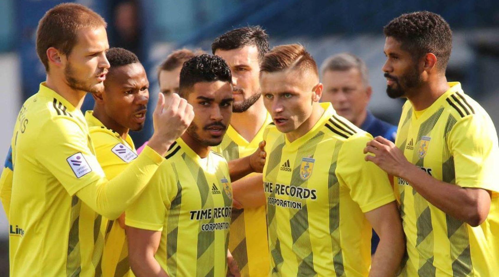 Украинцы в еврокубках: первый матч Петряка, дубль Эсеолы и дебютный гол Сергийчука (+Видео)