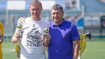 """Андрей Воробей: """"Было бы интересно увидеть на Kyiv Football Cup-2020 команду ветеранов """"Шахтера"""""""