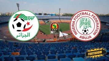Алжир - Нигерия 2:1. Марезище!