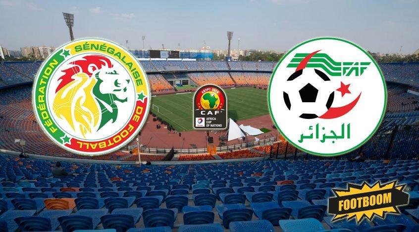 Сенегал - Алжир. Анонс и прогноз матча