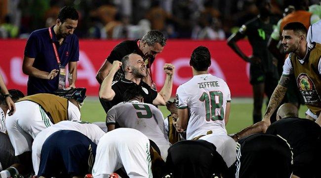 Решающее сражение Кубка Африки. Кто забьет - тому и кубок? - изображение 8