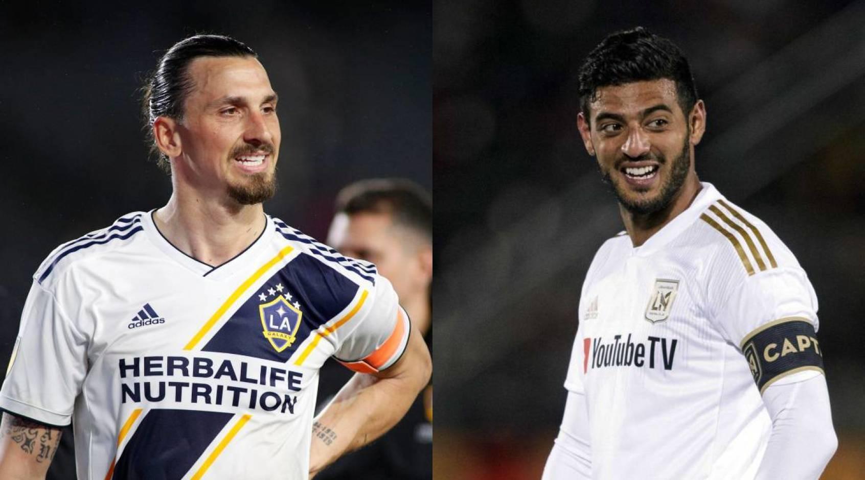 """Златан Ибрагимович: """"Вела - лучший в MLS? Когда мне было 29 лет, где играл я?"""""""
