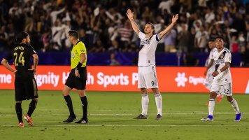 Златан Ибрагимович признан лучшим игроком недели в MLS
