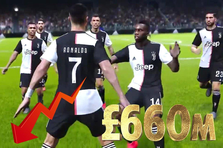 """Как """"Ювентус"""" и KONAMI лишили EA миллионов долларов, или месть за Роналду - изображение 1"""