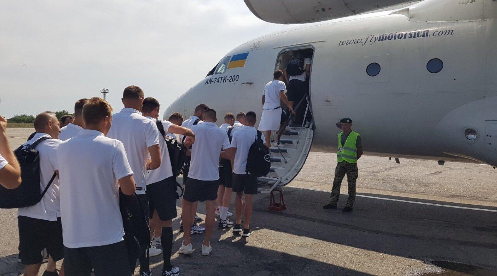 """""""Заря"""" отправилась в Черногорию: в обойме - 20 игроков"""